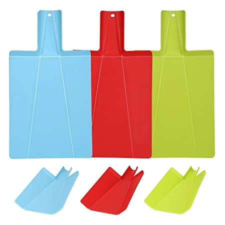 Schneidebrett Klappbar.Culinario Farfalla Chopping Boards Set Of 3 Hinged And