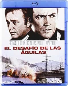 El Desafio De Las Aguilas Blu-Ray [Blu-ray]