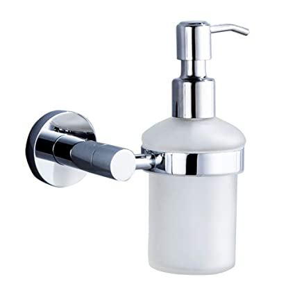 GZF Dispensador de jabón líquido Dispensador de jabón de Hotel de Gama Alta de Cobre Manual