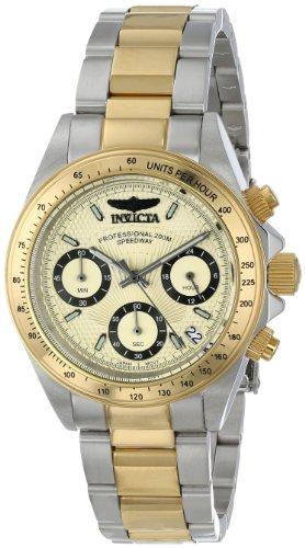 Invicta Women's 14932 Speedway Analog Display Japanese Quartz Two Tone Watch by Invicta