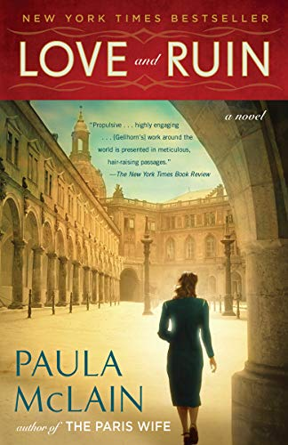 Love Ruin Novel Paula McLain ebook product image