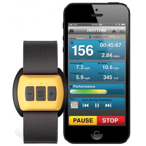 Scosche Rythym Armband Heart Rate Monitor