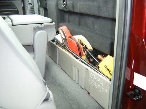 Dark Grey Du Ha 20020 Ford Behind Seat Storage Console Organizer