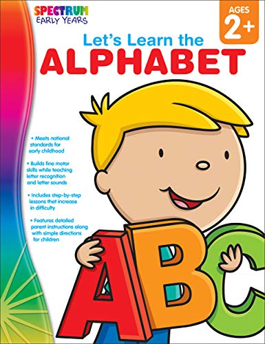 Let Learn the Alphabet Ages 2  5