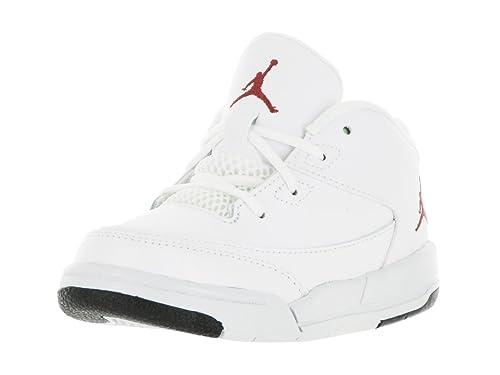 check out 0f2e6 1dfc0 Nike Jordan Toddlers Jordan Flight Origin 3 Bt White Gym Red Black  Basketball Shoe 9 Infants US  Amazon.ca  Shoes   Handbags