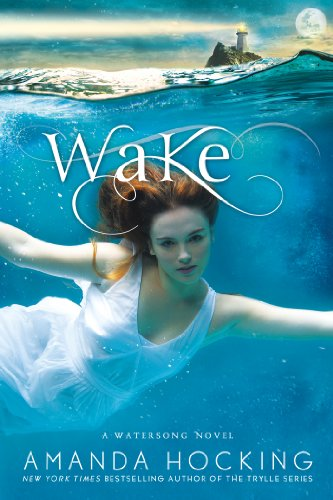 Book cover for Wake
