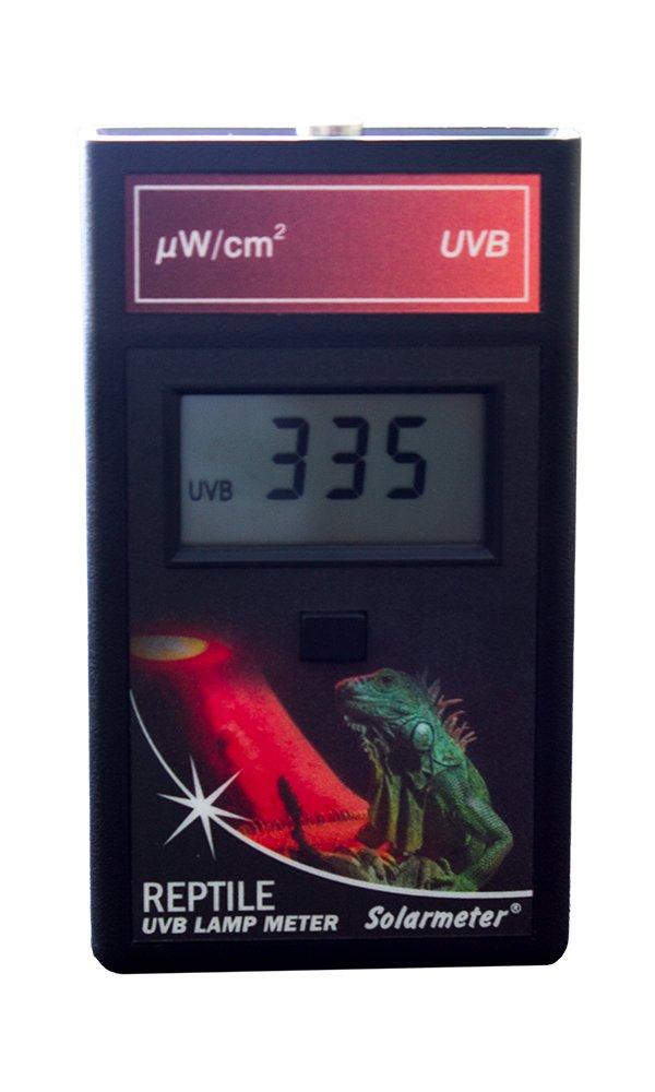 Solarmeter Model 6.2R Reptile UVB Lamp Meter, ABS Polymer by Solarmeter