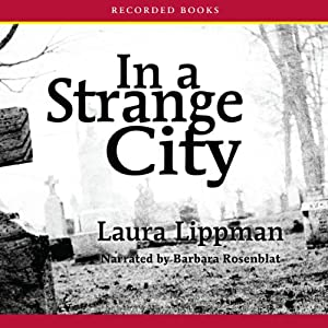 In a Strange City Audiobook