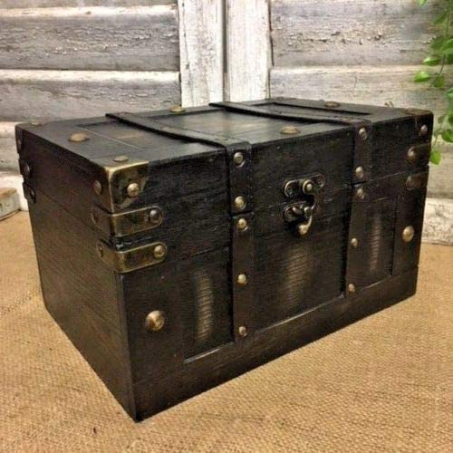 Homes on Trend Antique Style Pirate Treasure Chest Vintage