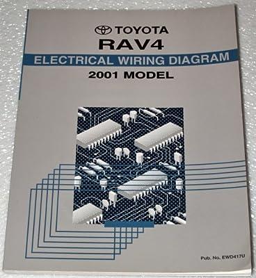 2002 Toyota RAV4 Electrical Wiring Diagram (ACA21 & ACA26 Series): Toyota:  Amazon.com: BooksAmazon.com