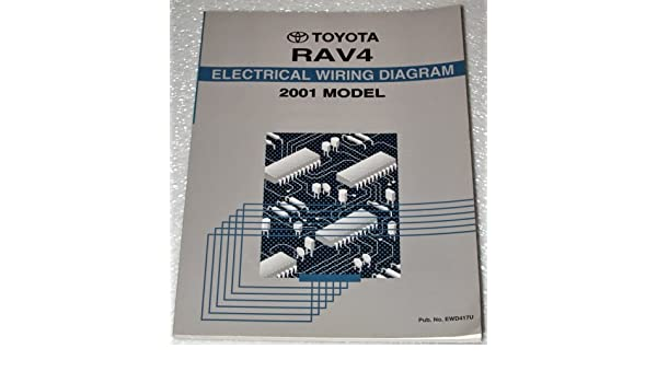 2002 Toyota RAV4 Electrical Wiring Diagram (ACA21 & ACA26 ... on