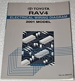 2002 toyota rav4 electrical wiring diagram aca21 aca26 series rh amazon com wiring diagram toyota rav4 2002 wiring diagram toyota rav4 2002