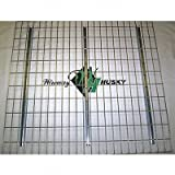 Husky Rack Wire Decking Galv Wire 58in 36in 3900 lb Cap