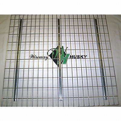 Husky Rack Wire Decking Galv Wire 58in 36in 3900 lb Cap by HUSKY RACK WIRE (Image #1)