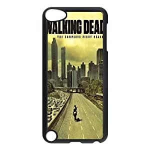 The Walking Dead DIY case For Custom Case Ipod Touch 5 QW8203428