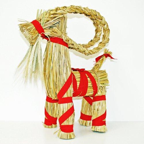Straw Goat (Julbock) 28