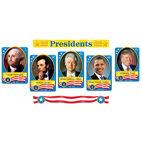 Trend Enterprises U.S. Presidents Bulletin Board Set (T-8065) Photo #3
