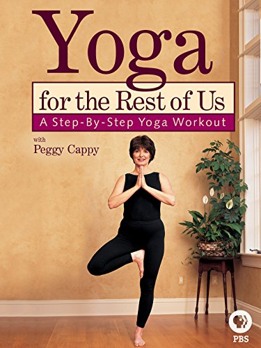 Yoga for the Rest of Us with Peggy Cappy: A Step-By-Step Yoga Workout (Best Yoga Exercises For Lower Back Pain)