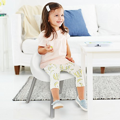 Skip Hop Explore & More Toddler's Activity Chairs, White