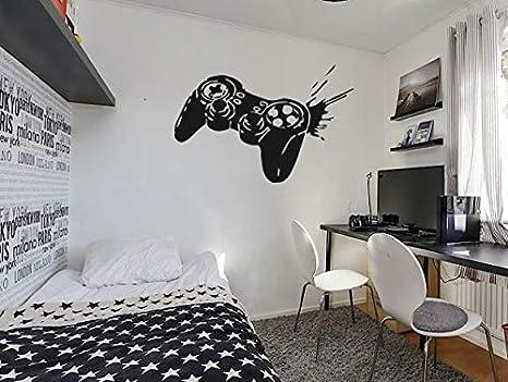 Spieler Wandtattoos Playstation 4 Controller PS4 Aufkleber ...