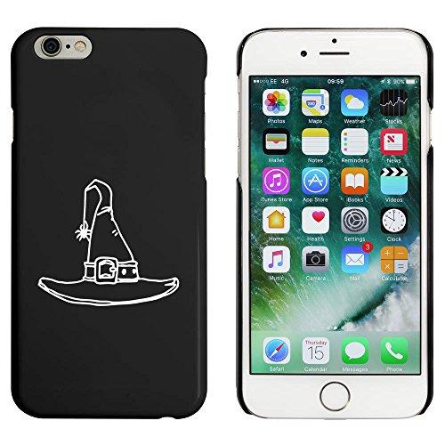Noir 'Chapeau de Sorcière' étui / housse pour iPhone 6 & 6s (MC00088936)