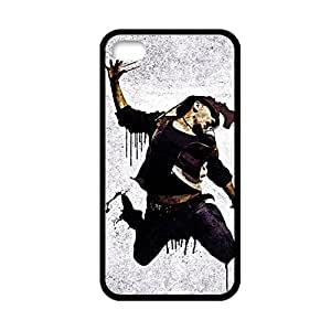 Generic Nice Phone Case For Kid Printing With Skrillex For Apple Iphone 4 4S Choose Design 4