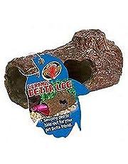 Zoo Med Sinking Ceramic Betta Hide Log (4.25-Inch)