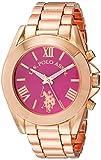 Best Watch Women - U.S. Polo Assn. Women's USC40049 Rose Gold-Tone Watch Review
