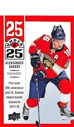 2018-19 Upper Deck 25 Under 25 Hockey Card  U25-6 Aleksander Barkov 4b41f7601