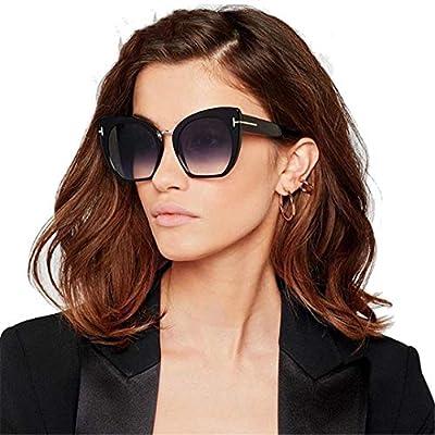 NEW Half Frame Tom Rimless Sunglasses Women Men Oversized Square Sun Glasses CE Shades OM694