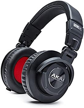 Akai Project 50X Over-Ear 3.5mm Studio Headphones