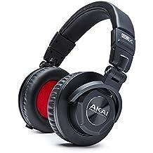 Akai Professional Project 50X   Over-Ear Studio Monitor Headphones [Amazon Exclusive]