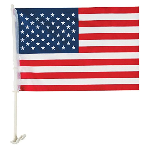 US Car Flag