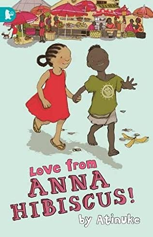 book cover of Love from Anna Hibiscus