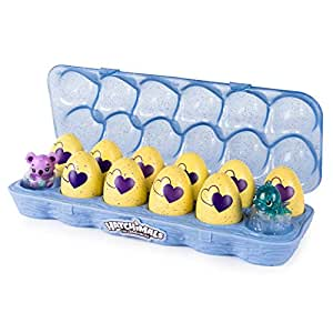 Hatchimals CollEGGtibles Season 3, 12 Pack Easter Egg Carton (Styles & Colors May Vary)