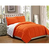 orange with comforter sets appealing twin and bedding additional burnt brown set