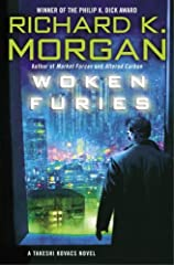 Mixing  classic noir sensibilities with a searing futuristic vision of an age when death  is nearly meaningless, Richard K. Morgan returns to his saga of betrayal, mystery, and revenge,  as Takeshi Kovacs, in one fatal moment, joins forces wi...