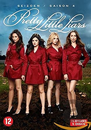 Pretty Little Liars Staffel 4 (English import)