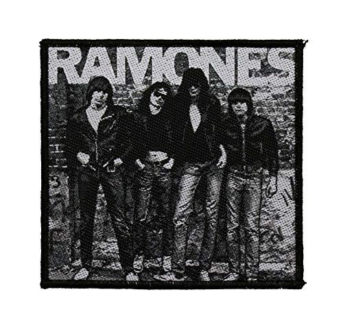Ramones Metal (Ramones '76 Patch 4x4 inch)
