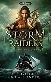 Storm Raiders by PT Hylton ebook deal