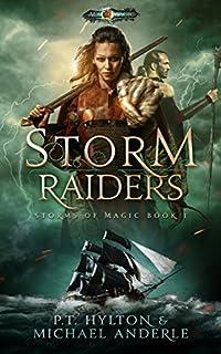 Storm Raiders by PT Hylton ebook deal