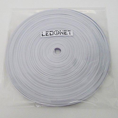 LEDENET 20M RGBW Extension Cable Line 5 Color for RGBWW LED Strip 5050 ribbon rgb Warm White Cord 5pin Wire 66ft by LEDENET (Image #1)