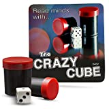 Magic Makers The Crazy Cube Magic Trick - Easy Mind Reading Effect