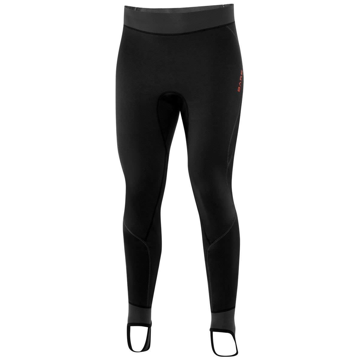 Bare Mens Exowear Pants Wet/Dry Undergarment (Medium Large)
