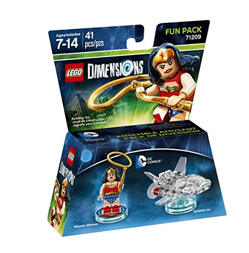 DC Wonder Woman Fun Pack – LEGO Dimensions