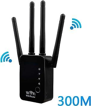 BESTNIFY Amplificador Señal WiFi Repetidor,Amplificador de ...