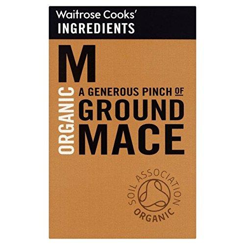 Cooks' Ingredients Organic Ground Mace - 35g (0.08lbs)