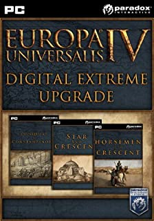 Europa Universalis IV: Digital Extreme Edition Upgrade Pack [Online Game Code] (B00HEP1QZM) | Amazon Products