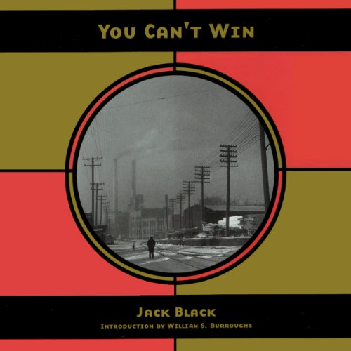 You Can't Win cover