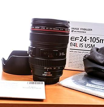 Canon Ef 24-105mm F4l Is Usm Zoom Lens - White Box (New) (Bulk Packaging) 5
